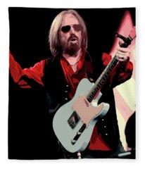 Tom Petty, Hypnotic Eye Fleece Blanket