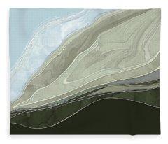 Tone Poem Fleece Blanket