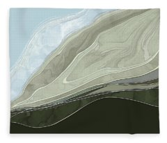 Tone Poem Fleece Blanket
