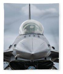 Top Gun V Fleece Blanket