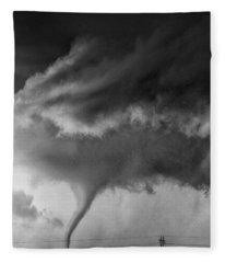 Tornado Fleece Blanket