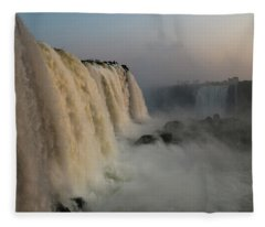 Torrent Fleece Blanket
