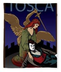 Tosca Fleece Blanket