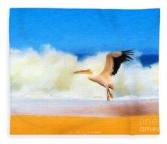 Touch Down Fleece Blanket