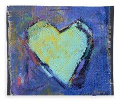 Love 7 Fleece Blanket