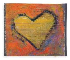 Love 8 Fleece Blanket