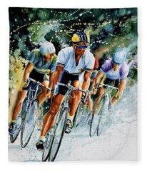 Tour De Force Fleece Blanket