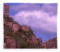 Tower Mountain Fleece Blanket