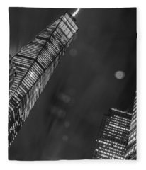 Tower Nights Fleece Blanket