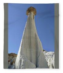 Tower Of Silence 3 Fleece Blanket