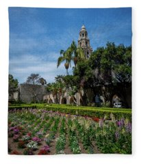 Tower Rise Fleece Blanket