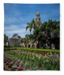 Tower Rise Fleece Blanket