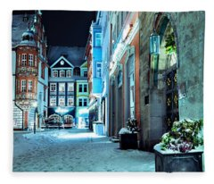 Town Fleece Blanket