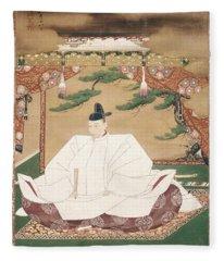 Toyotomi Hideyoshi Fleece Blanket