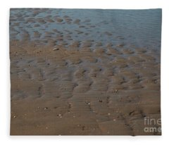 Traces Fleece Blanket