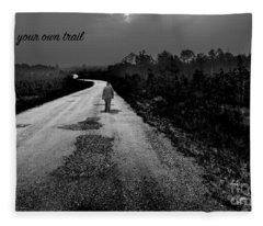 Trail Blazer Fleece Blanket