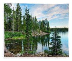 Lakes Fleece Blankets