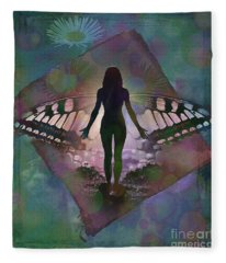 Transcend 2015 Fleece Blanket