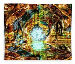 Transmutation Fleece Blanket