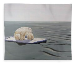 Stranded Fleece Blanket