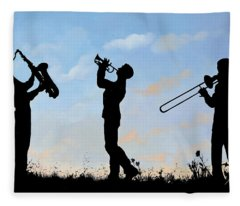 tre Fleece Blanket