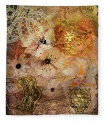 Treasures Fleece Blanket