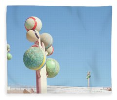 Tree Of Utah - Collage Fleece Blanket