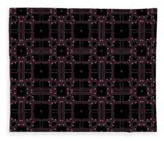 Tron Repeater Fleece Blanket