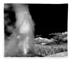 Truly Faithful Fleece Blanket