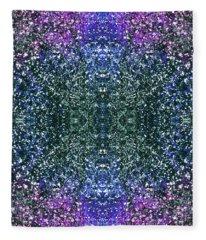 Trusting The Inner Guidance #1377 Fleece Blanket