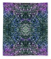 Trusting The Inner Guidance #1379 Fleece Blanket
