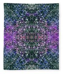 Trusting The Inner Guidance #1380 Fleece Blanket