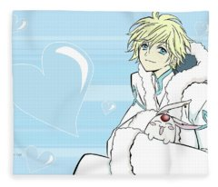 Tsubasa Reservoir Chronicle Fleece Blanket