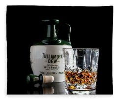 Tullamore D.e.w. Still Life Fleece Blanket