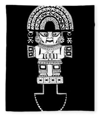 Tumi Knife Fleece Blanket