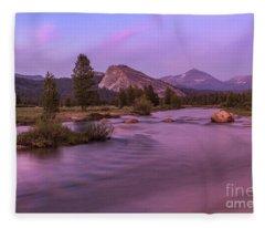 Tuolumne Meadow Fleece Blanket