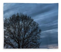 Twilght Delight - Fleece Blanket