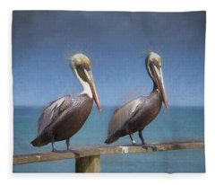 Twins Fleece Blanket