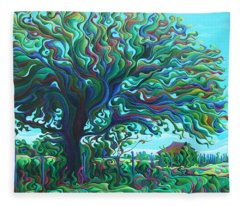 Umbroaken Stillness Fleece Blanket