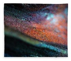 Under Your Skin Iv Fleece Blanket