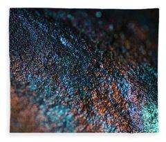 Under Your Skin Fleece Blanket