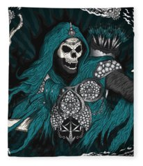 Underworld Archer Of Death Fleece Blanket