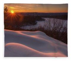 Unfettered Fleece Blanket