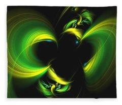 Universal Joy Fleece Blanket
