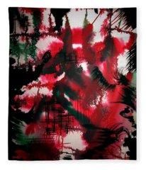 Untitled-174 Fleece Blanket