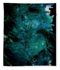 Untitled-175 Fleece Blanket