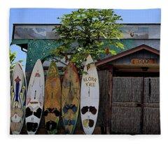 Upcountry Boards Fleece Blanket