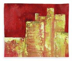Urban Renewal I Fleece Blanket