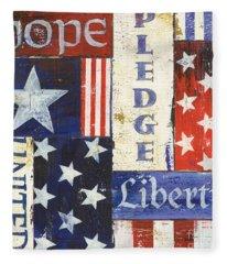 Usa Pride 1 Fleece Blanket