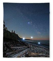 UV Fleece Blanket